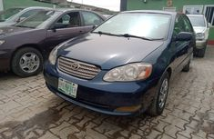 Locally Used Toyota Corolla 2007 Model