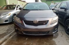 Locally Used Toyota 2009 Model