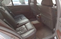 Locally Used BMW 7 Series 2005 Model