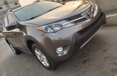 Tokunbo 2014 Toyota RAV4 for sale