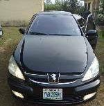 Nigeria Used Peugeot 607 2009 Model Blue