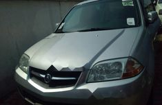 Foreign Used Acura MDX 2002 Model Automatic Petrol