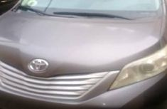 Tocunbo Toyota Sienna 2012 Model Super Clean