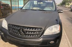 2007 Model Mercedes-Benz ML350 for sale in Lagos Tokunbo