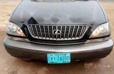 Nigerian USed Lexus RX 2001 Model Automatic