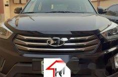Nigeria Used Hyundai Santa Fe 2018 Model Black