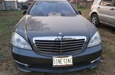 Nigeria Used Mercedes-Benz S550 2010 Model Green