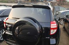 Foreign Used 2010 Black Toyota RAV4 for sale in Lagos