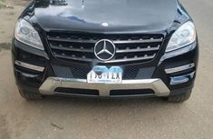 Tokunbo Mercedes-Benz M-Class 2012 Model for sale