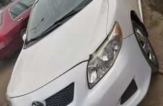 Super Clean Toyota Corolla 2008 Model Automatic White