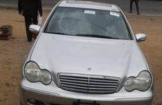 Foreign Used Mercedes-Benz C230 2002 Model