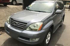 Foreign Used Lexus GX 2003 Model Blue