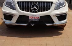 Foreign Used Mercedes-Benz GLK 2015 Model White