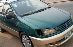 Nigeria Used Toyota Picnic 2001 Model Green