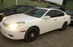 Well Maintained Lexus ES330 2004 Model | Nigerian Used