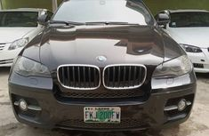 Nigerian Used BMW X6 2010 Model