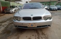 Neatly Used BMW 7 Series 2005 Model | Nigerian Used