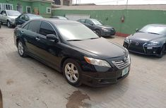 Registered Nigerian Used Toyota Camry SE 2007 Model Very Clean