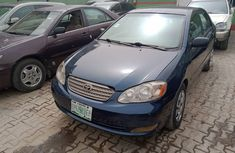 Nigerian Used Toyota Corolla 2007 model Super Clean