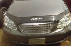 Very clean Toyota Corolla 2005 Model first body | Nigerian Used