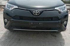 Foreign Used Toyota RAV4 2018 Model Black