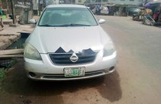 Nigerian Used 2004 Nissan Altima for sale in Lagos