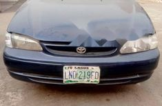 Neatly Used 2001 Model Toyota Corolla for sale