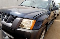 Foreign Used Nissan Xterra 2007 Model Blue