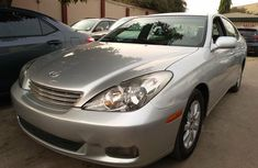 Foreign Used 2002 Lexus ES for sale in Lagos