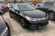 Foreign Used 2017 Honda Accord for sale in Lagos