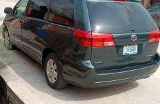 Extra clean Nigerian Used Toyota Sienna 2005