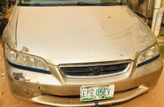 Neatly Used Honda Accord 2000 Model | Nigerian Used