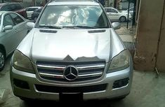 Tokunbo Mercedes-Benz GL450 2008 Model Silver