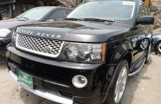 Foreign Used 2007 Black Land Rover Range Rover for sale in Lagos