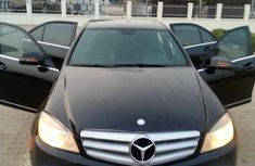 Nigeria Used Mercedes-Benz C300 2010 Model Black
