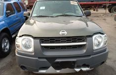 Foreign Used Nissan Murano 2003 Model Green