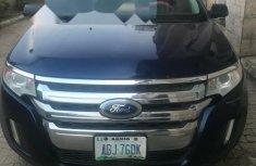 Nigeria Used Ford Edge 2011 Model Blue