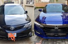 [Comparison review] Toyota Camry 2019 vs. Honda Accord 2019