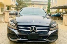 Tokunbo Mercedes-Benz C300 2015 Model Gray
