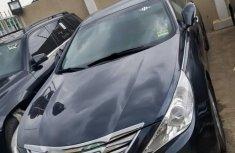 Nigeria Used Hyundai Sonata 2011 Model Black