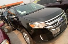 Very Clean Tokunbo Ford Edge 2013 Model