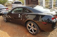 Foreign Used Chevrolet Camaro 2011 Model Black