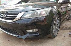 Nigeria Used Honda Accord 2015 Model Black