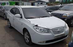 Foreign Used Hyundai Accent 2007 Model White