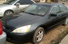 Foreign Used Honda Accord 2005 Model Green