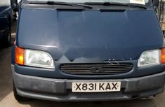 Foreign Used Ford Transit 2006 Model Blue