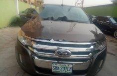 Nigeria Used Ford Edge 2011 Model Brown