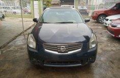 Nigeria Used Nissan Maxima 2008 Model Blue