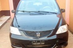 Nigeria Used Honda City 2007 Model Black