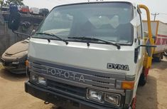 Foreign Used Toyota Dyna 1999 Model White
